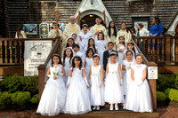 First Communion 2017 Spanish